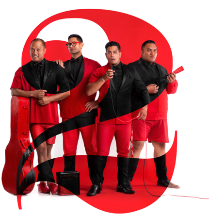 Modern Maori Quartet Two Worlds